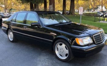 Mercedes-Benz W140 S500 Grand Edition