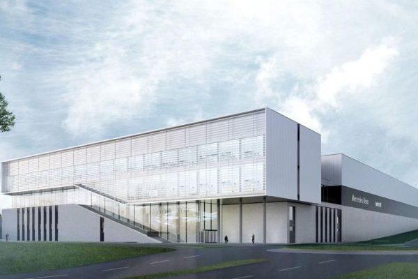 Mercedes-Benz plant