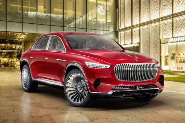 Mercedes-Maybach crossover