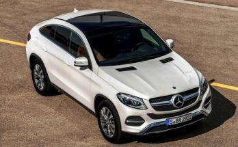 Mercedes SUVs