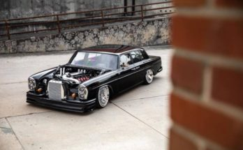 Mercedes W108 280S tuning