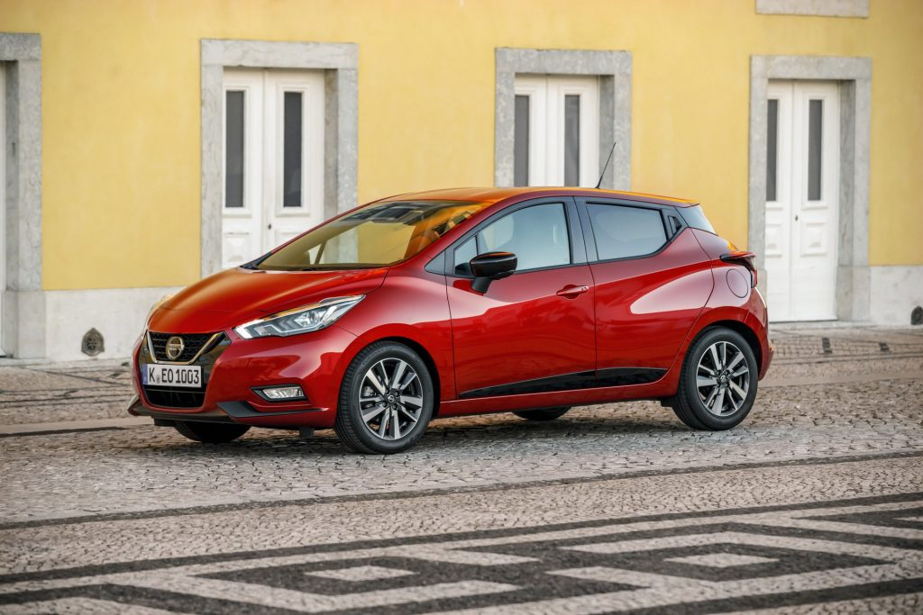 nissan micra n sport comes with more powerful engines. Black Bedroom Furniture Sets. Home Design Ideas