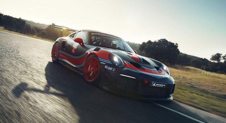 Porsche 911 GT2 RS Clubsport supercar