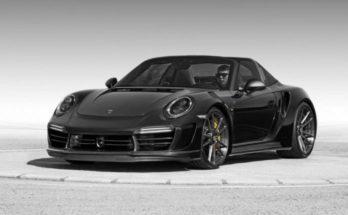 Porsche 911 Targa GTR bodykit