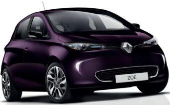 Renault Zoe R110