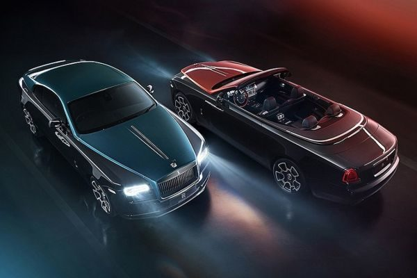 Rolls-Royce Adamas Black Badge series