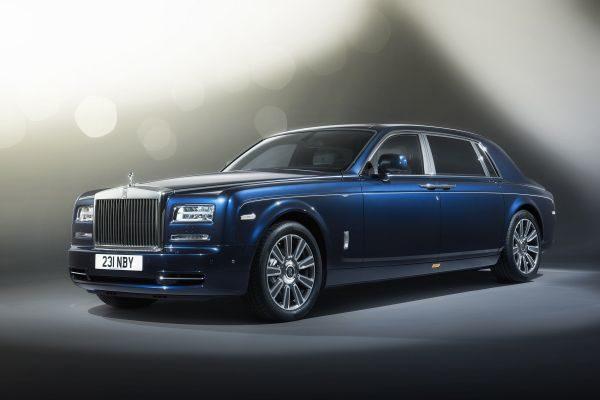 Rolls-Royce Phantom Privacy Suite