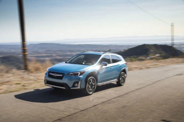 Subaru plugin hybrid