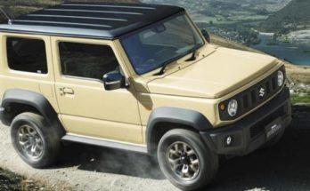 Suzuki Jimny new generation