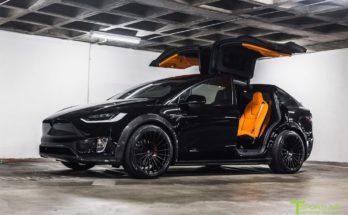 Tesla Model X tuning