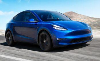 Tesla crossover Model Y
