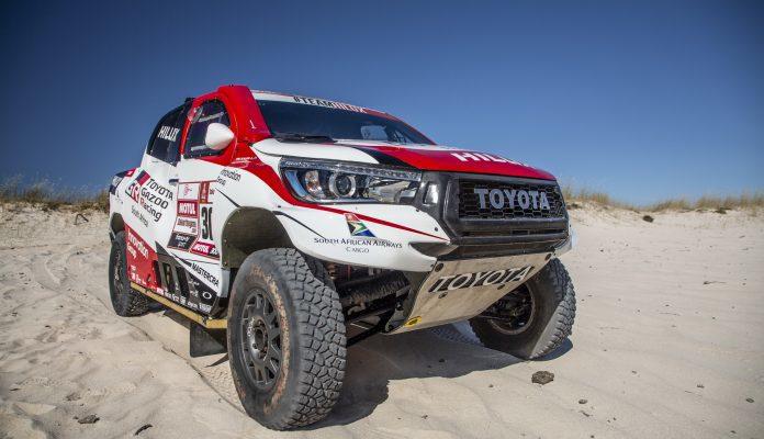 Toyota Hilux Pickup Truck