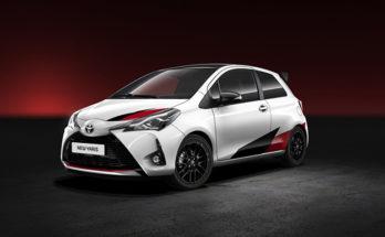 Toyota Yaris hot-hatch