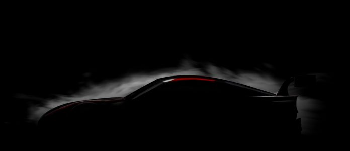 Toyota hinted for GR Supra GT Concept