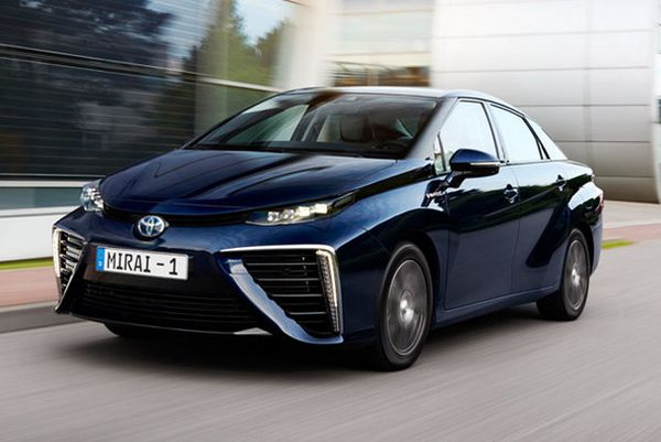 Toyota starts production of hydrogen-powered SUVs and pick-ups