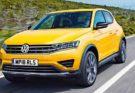 Volkswagen T-Cross compact crossover