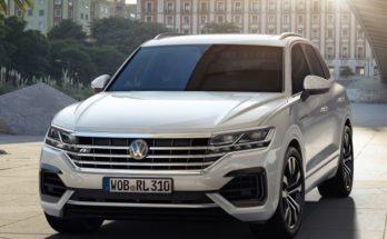 Volkswagen Touareg new generation