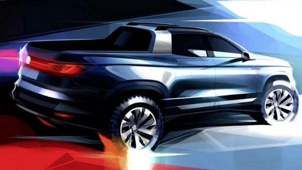 Volkswagen compact pickup