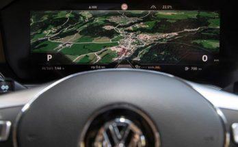 Volkswagen panel