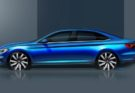 Volkswagen revealed the new Jetta