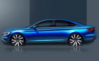 Volkswagen revealed the new Jetta